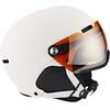 UVEX 500 Visor Casco da sci bianco
